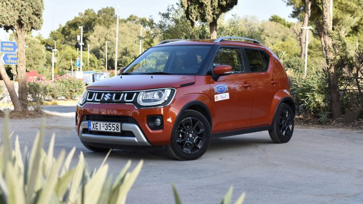 Suzuki Ignis Test Drive