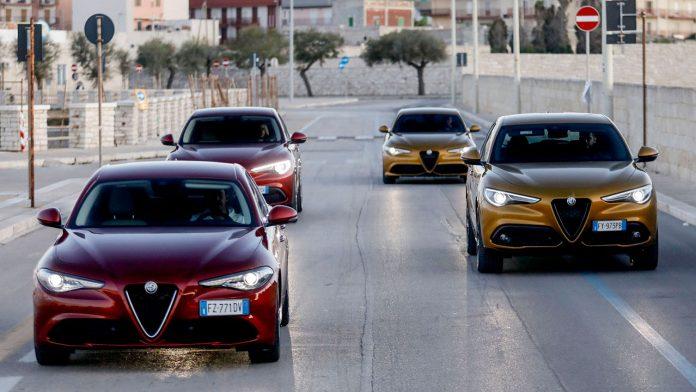 Αμιγώς ηλεκτρικά Alfa Romeo