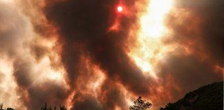 Νέφος Πυρκαγιάς