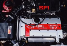 Opel Kadett GSi Superboss