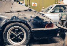 Παρατημένα αυτοκίνητα
