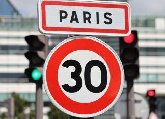 Όριο ταχύτητας Παρίσι