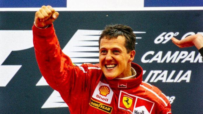 Ντοκιμαντέρ Schumacher