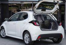 Toyota Yaris επαγγελματικό