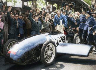 Opel Νίκες στο Avus