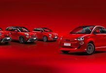 RED Fiat Ram, Jeep 2021