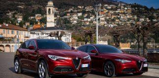 Alfa Romeo Giulia και Stelvio 6C Villa d'Este