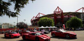 Ferrari Road Show