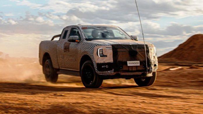 νέο Ford Ranger