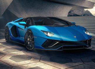 Ταξινομήσεις Lamborghini