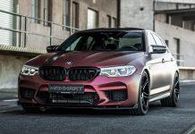 BMW M5 Manhart MH5 800 2021