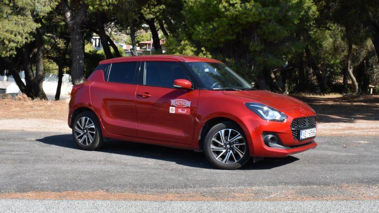 Suzuki Swift Auto CVT Hybrid