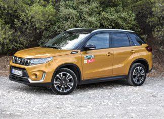 Δοκιμή Suzuki Vitara