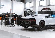 Service Bugatti