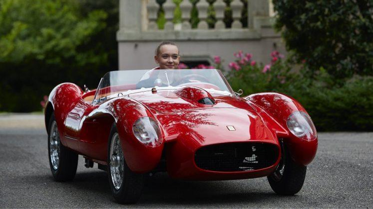 Ferrari 250 Testa Rossa Thw Little Car Company 2021