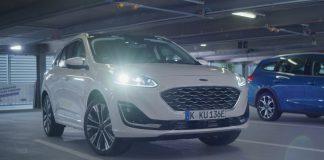 Ford Automated Parking Valet 2021 Αυτοματοποιημένη στάθμευση
