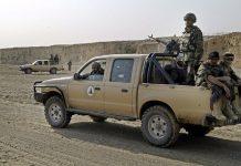 Ford Ranger Ταλιμπάν