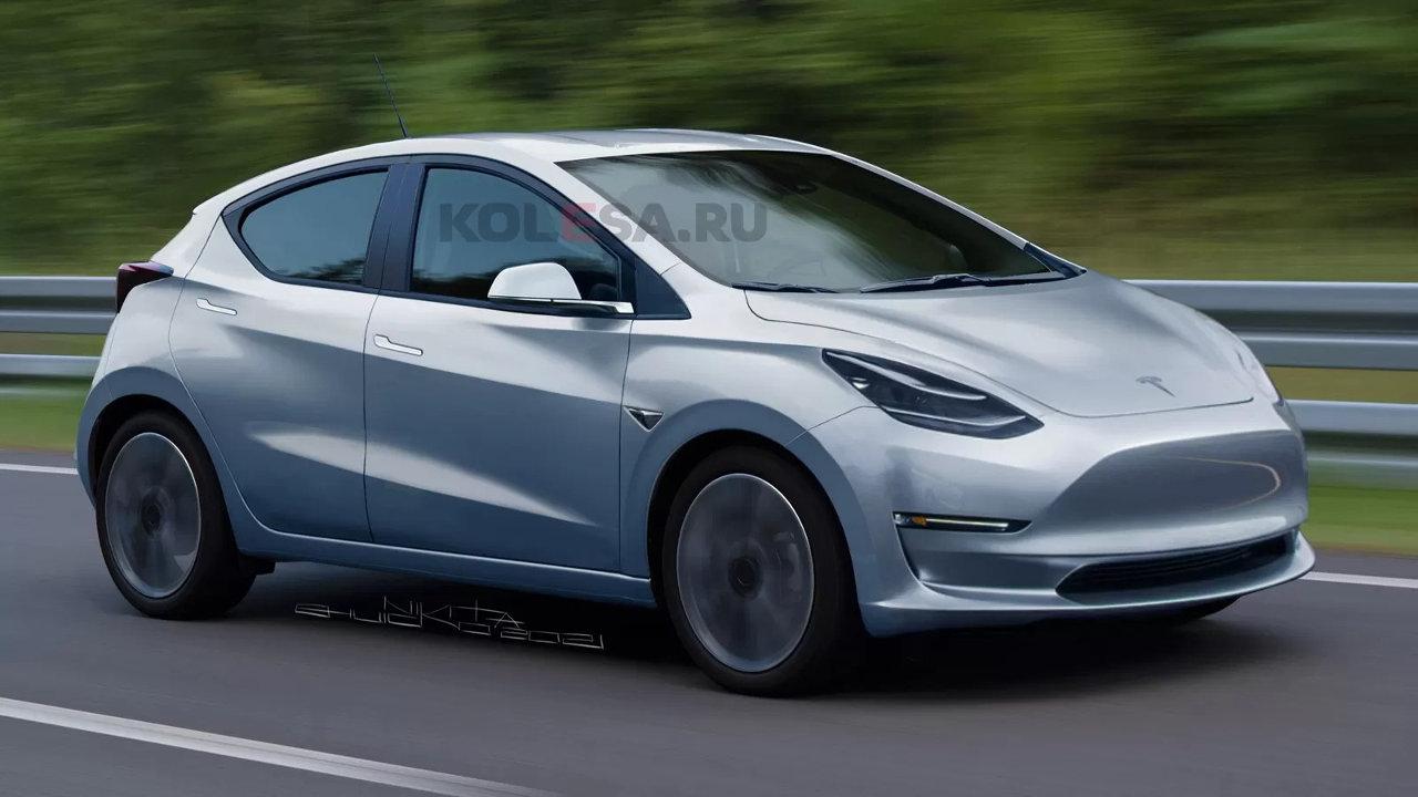 Φτηνό Tesla