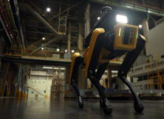 Hyundai Boston Dynamics robot 2021