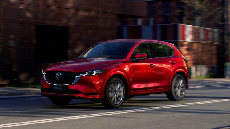Mazda CX-5 ανανέωση 2021
