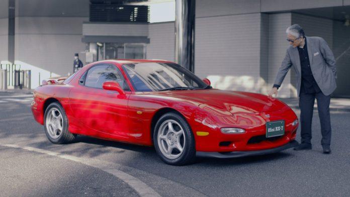 Mazda RX-7 Bose 30 χρόνια