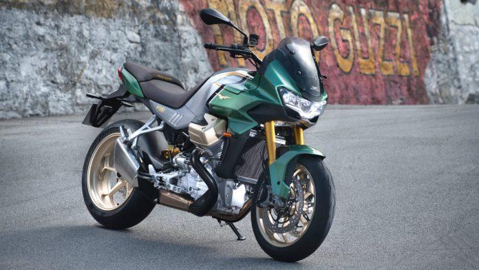 Moto Guzzi V100 Mandello 2021