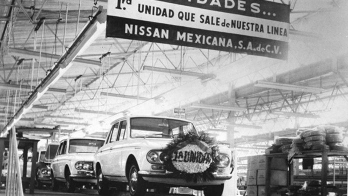 Nissan mexico