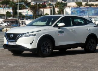 Δοκιμή Nissan Qashqai