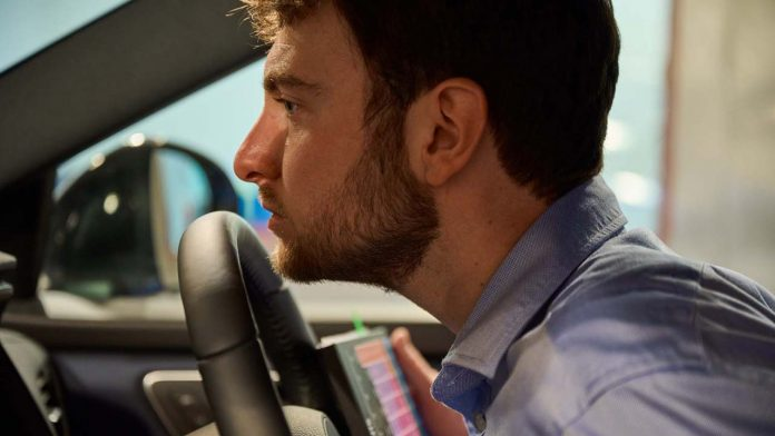 Nissan μυρωδιά αυτοκινήτου
