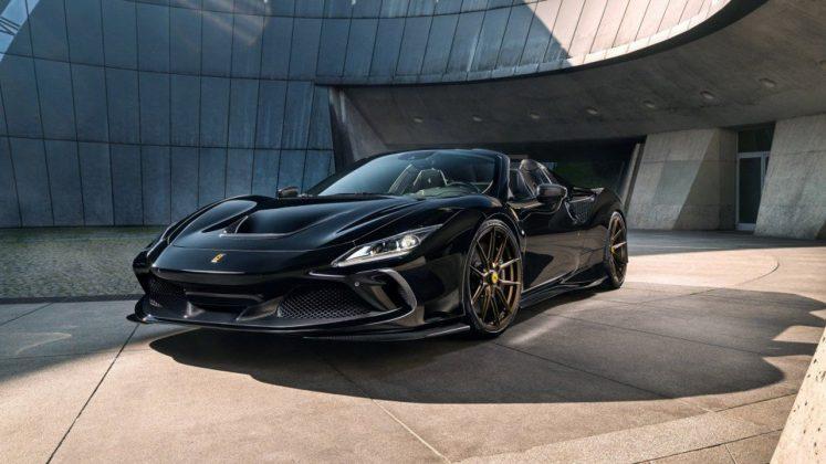 Novitec Ferrari F8 Spider 2021