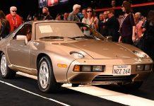 Porsche 928 Tom Cruise