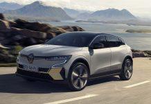 Νέο Renault Megane E-Tech Electric