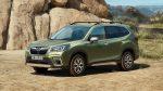 Subaru Forester διάκριση Consumer Reports 2021