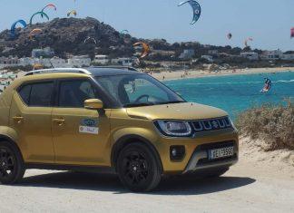 Δοκιμή Suzuki Ignis AWD Hybrid