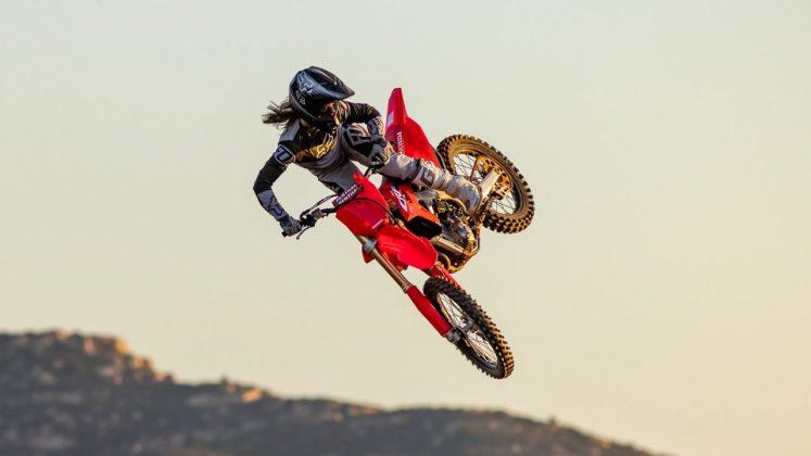 22YM HONDA CRF250R motocross