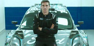 Craig Breen Ford Puma Hybrid Rally 1