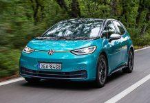 VW Group πωλήσεις ηλεκτρικά 2021