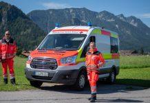 Ford Lifesavers Βαυαρικός Ερυθρός Σταυρός 2021