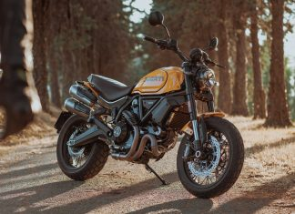 Ducati Scrambler Tribute PRO 2021