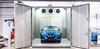 Nissan Ρωσία 10 χρόνια έρευνα και ανάπτυξη
