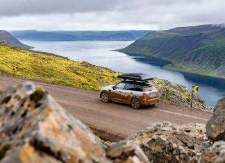 MINI Cooper S Countryman ALL4 Ισλανδία 2021