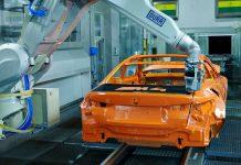 BMW νέα μέθοδος βαφής 2021