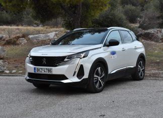 Δοκιμή Peugeot 3008 HYBRID4