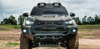 Toyota Hilux Pathfinder