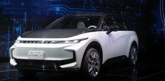Foxconn Model C ηλεκτρικό 2021
