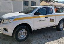 Nissan Navara 2021 δήμος Πωγωνίου