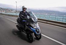 Piaggio Group Piaggio MP3 Peugeot Motorcycles δικαστήριο