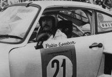 Pablo Escobar Porsche