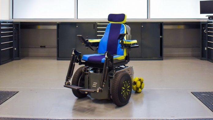 willimams αναπηρικό καροτσάκι 2021
